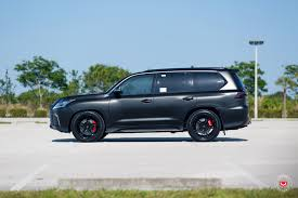 lexus vossen wheels jm lexus murders out the all new lexus lx
