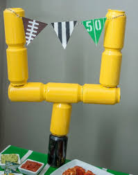 football decorations diy football party decorations decorating of party