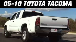 2005 2010 toyota tacoma flowmaster cat back exhaust system kit