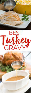 best turkey gravy recipe for thanksgiving or year