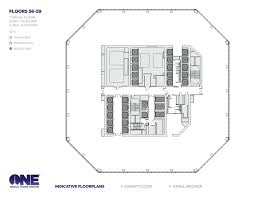 one world trade center freedom tower floor plans new york city