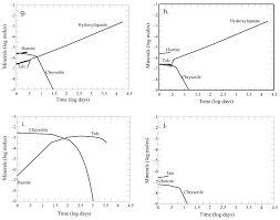 geochemistry in the lung reaction path modeling and experimental