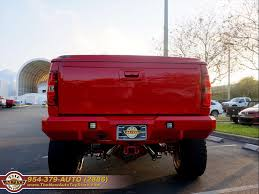 Red Lifted Chevy Silverado Truck - 2008 chevrolet silverado 2500 custom lifted duramax lt2