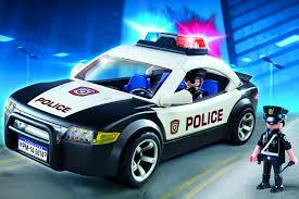 police jeep toy amazon com playmobil police car vehicle toys u0026 games