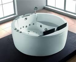 Free Standing Jacuzzi Bathtub Furniture Luxury Freestanding Double Whirlpool Bathtub Modern Spa