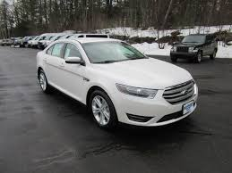 new 2017 ford taurus sel wiscasset me wiscasset ford