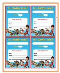 111 paw patrol images paw patrol party paw