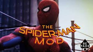 spider man net gta5 mods