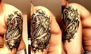 mechanic tattoo drawing top 80 best biomechanical tattoos for men fine tailored