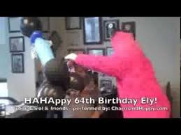 happy birthday telegrams happy birthday 64th ely pink gorilla beverly 562 237 3327