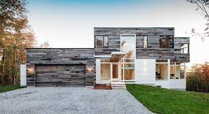 reclaimed wood exteriors and interiors house