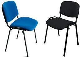 chaise de bureau sans chaise bureau sans accoudoir chaise de bureau en tissu et sans