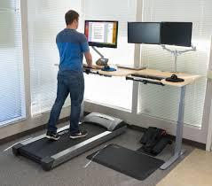 Under Desk Exercise by Standing Desk Exercise Equipment Muallimce