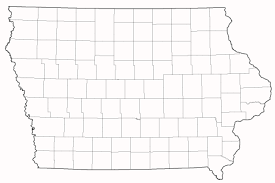 state of iowa map census of agriculture 2012 census publications state and