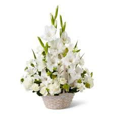 Lily Bouquet Whimsical White Peruvian Lily Bouquet At Send Flowers