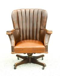Leather Office Desk Chair Fashioned Office Chair S Fashioned Wood Desk Chair Pinc