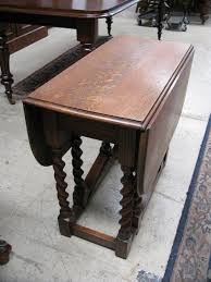 Drop Side Table Jacobean Drop Side Table Antiques Melbourne