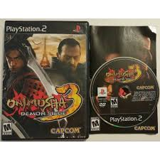 siege sony onimusha 3 siege sony playstation 2 2004 igloo