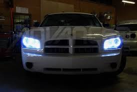 2008 dodge charger lights aac led charger halos installed dodge charger forums