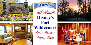 How Long Does Disney Keep Christmas Decorations Up - fort wilderness resort and campground fact sheet