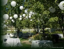 Outdoor Backyard Wedding Backyard Wedding Lighting Ideas Outdoor Wedding String Lights