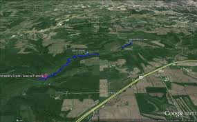 Google Maps Iowa Swiss Valley Dubuque Trout Fishing In Iowa