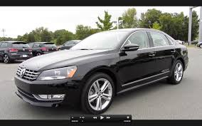 2012 volkswagen passat sel tdi start up engine and in depth tour
