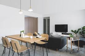 Cosy ScandinavianStyle HDB Flats And Condos You Must See The - Hdb interior design ideas