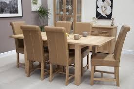 Dining Room Oak Furniture Opus Oak Furniture Extending Dining Table Furniture4yourhome