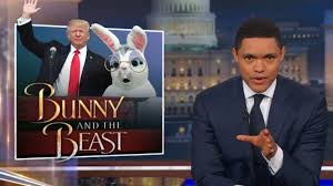 Trevor Noah Memes - trevor noah couldn t resist poking fun at donald trump this easter