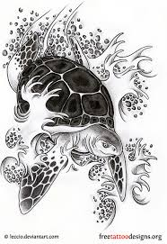 turtle tattoo idea turtle and waves tattoo design tattoo