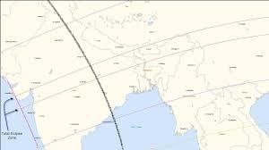 Eclipse Maps Eclipse Maps