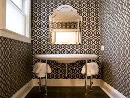 decorative mirrors bathroom small powder room ideas small powder