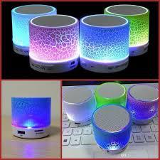 led light bluetooth speaker inbuilt battery mix led light bluetooth speaker model no s10 rs