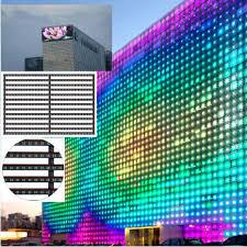 Curtain Led Display شرکت بین المللی هنر و صنعت رسانه امروز Curtain Led Display