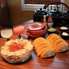Romantic Ideas For Him At Home Cinco De Mayo Fiesta At Home Taco Night Ideas Dana Renee Style