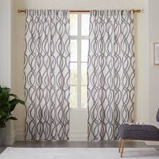 fresh blue grey curtains and best 25 royal blue curtains ideas