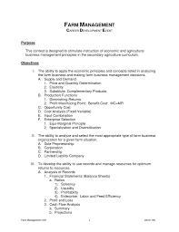 cover letter for talent agency farm manager resume resume cv cover letter