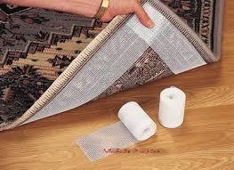 Corner Rug Grippers Rug Gripper Tape On Carpet Roselawnlutheran