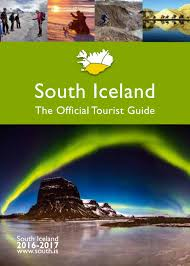 Selfoss Visit South Iceland South Iceland The Official Tourist Guide 2016 2017 By