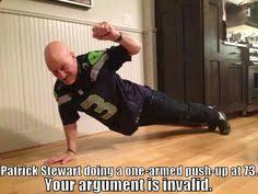 Patrick Stewart Meme Generator - patrick stewart wtf meme generator work week pinterest
