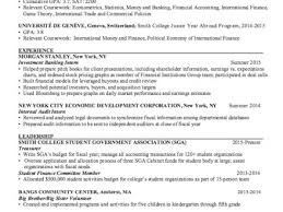 investment banking analyst resume sample resume investment