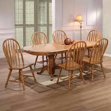 solid oak dining table and 6 chairs oak kitchen table and 6 chairs solid wood dining table and chairs