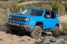 jeep renegade sierra blue 2015 jeep renegade sport review digital trends