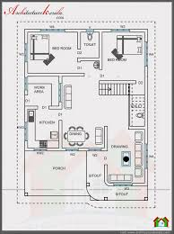 Floor Plans 2000 Sq Ft by 4 Bedroom House In 2000 Square Feet Architecture Kerala