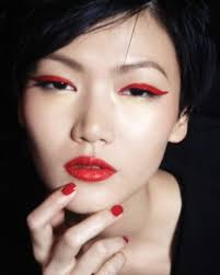 red eye makeup asian google search make up red eye makeup eye makeup and red eyes