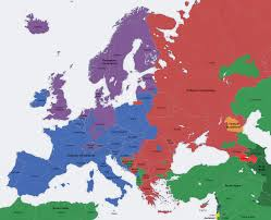 Map Of Europe Test by Celebration Over Back To Work For The Eu Across The Pond
