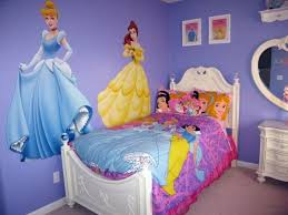 The Most Brilliant As Well As Interesting Girls Disney Bedroom - Disney bedroom designs