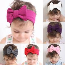 newborn hair bows baby toddler newborn big headband headwear hair bow