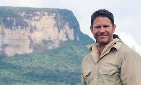 Challenge And Steve Steve Backshall S Mountain Challenge What Time Is It On